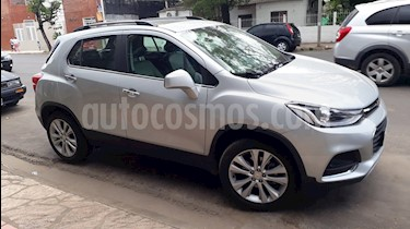 Chevrolet Tracker Premier + 4x4 Aut usado (2019) color Plata Switchblade precio $1.400.000