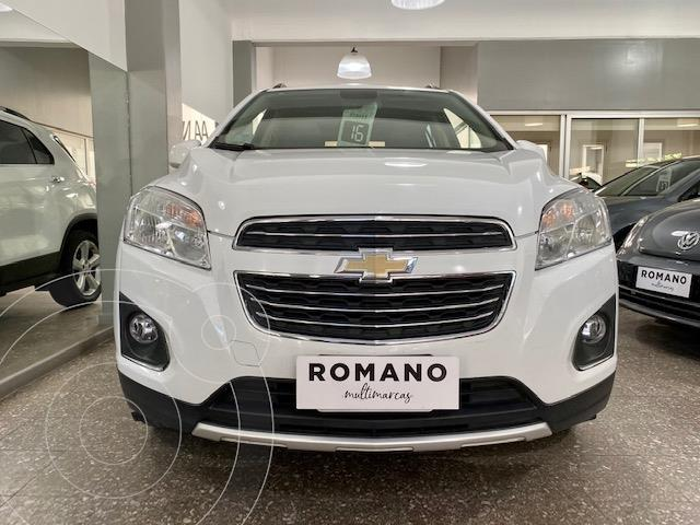 Chevrolet Tracker LTZ 4x4 Aut 2016/2017 usado (2016) color Blanco Summit precio $1.750.000