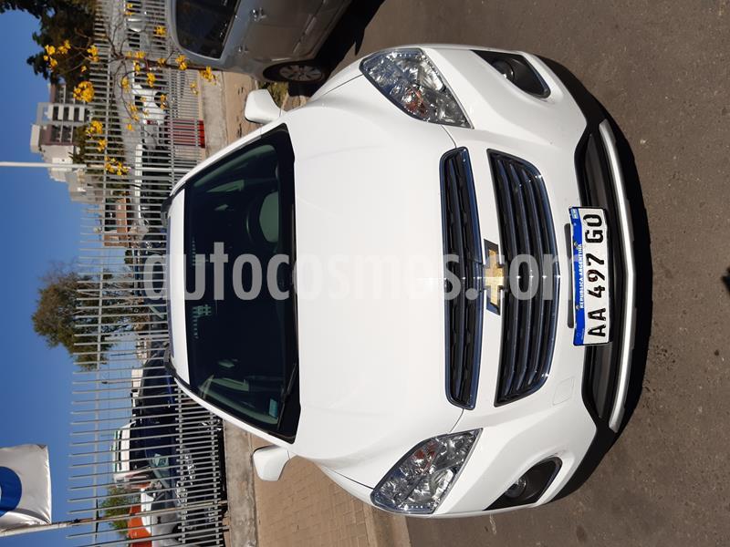 Chevrolet Tracker LTZ 4x4 Aut 2016/2017 usado (2016) color Blanco precio $1.300.000
