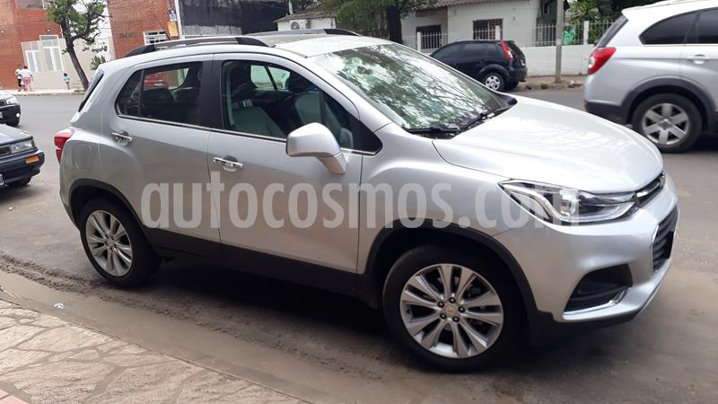 Chevrolet Tracker LTZ + 4x4 Aut usado (2019) color Plata Switchblade precio $1.980.000