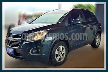 Chevrolet Tracker LTZ 4x2 usado (2013) color Gris Oscuro precio $725.000