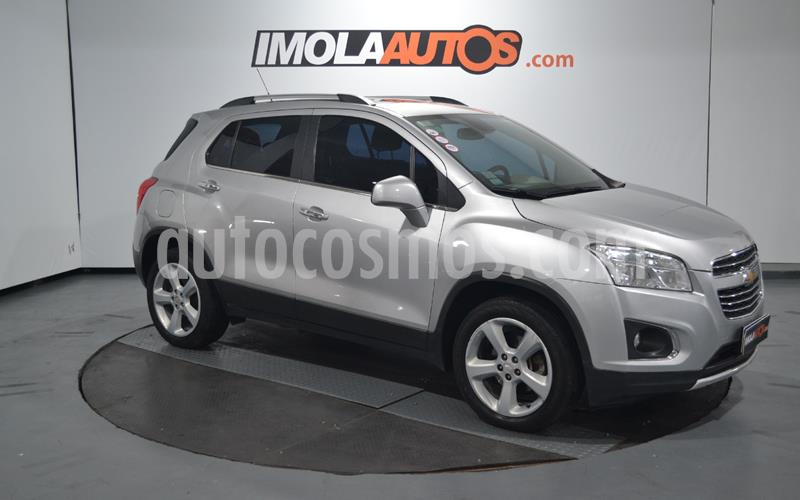 Chevrolet Tracker LTZ 4x4 Aut usado (2016) color Plata Switchblade precio $1.120.000