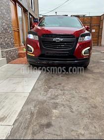 Foto Chevrolet Tracker 1.8L LT usado (2016) color Rojo precio $7.800.000