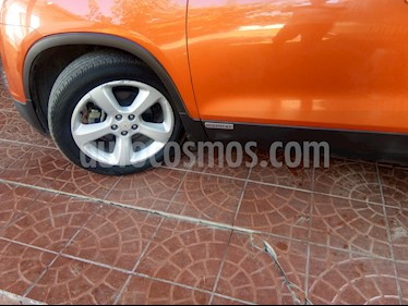 Chevrolet Tracker LT ML Plus usado (2015) color Naranja precio $8.500.000