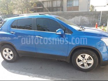 Chevrolet Tracker LT ML usado (2015) color Azul precio $7.200.000