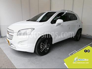 Chevrolet Tracker 1.8 LS usado (2015) color Blanco Galaxia precio $35.890.000