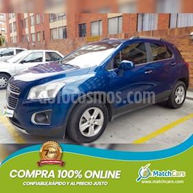 Chevrolet Tracker 1.8 LT Aut  usado (2014) color Azul precio $40.500.000
