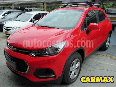 foto Chevrolet Tracker 1.8 LS usado (2017) color Rojo precio $52.900.000