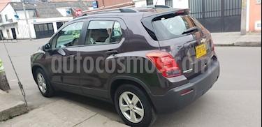 Chevrolet Tracker 1.8 LS Aut usado (2015) color Negro precio $40.000.000