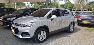 Chevrolet Tracker 1.8 LS usado (2017) color Plata Sable precio $50.000.000