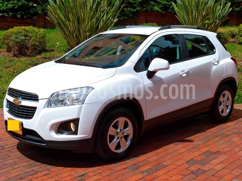 Chevrolet Tracker 1.8 LS Aut usado (2015) color Blanco precio $25.600.000