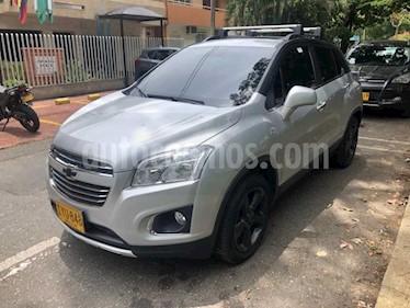 Chevrolet Tracker 1.8 LT 4x4 Aut usado (2017) color Plata precio $25.000.000