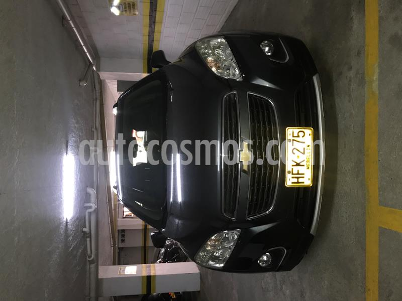 Chevrolet Tracker 1.8 LT Aut  usado (2014) color Gris Metalico precio $37.000.000