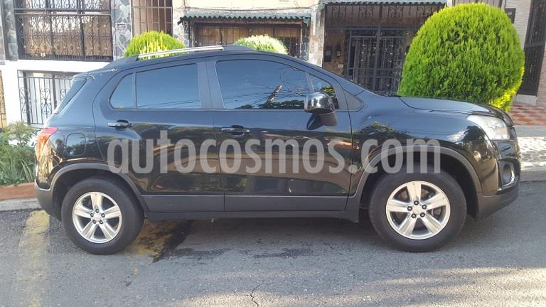 Chevrolet Tracker 1.8 LS usado (2014) color Negro precio $34.000.000