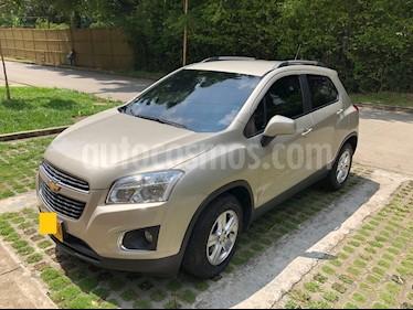 Chevrolet Tracker 1.8 LS Aut usado (2015) color Bronce precio $26.200.000