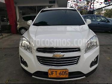 Chevrolet Tracker 1.8 LT Aut  usado (2017) color Blanco precio $33.500.000