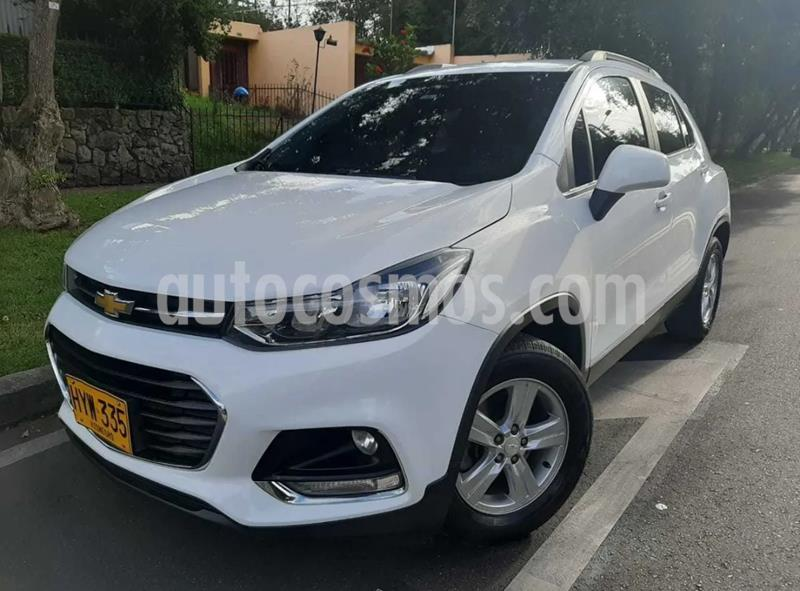 Chevrolet Tracker 1.8 LS Aut  usado (2019) color Blanco precio $53.900.000