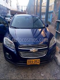 Chevrolet Tracker 1.8 LS Aut  usado (2016) color Azul precio $43.000.000