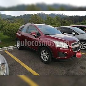 Chevrolet Tracker 1.8 LS usado (2014) color Rojo precio $37.500.000