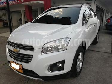 Chevrolet Tracker 1.8 LT 4x4 Aut usado (2017) color Blanco precio $36.000.000