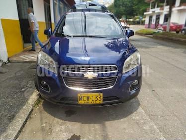 Chevrolet Tracker 1.8 LT Aut  usado (2013) color Azul precio $33.000.000