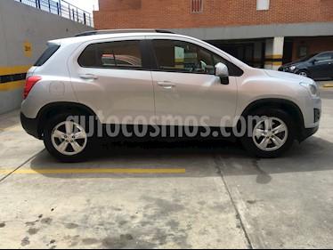 Chevrolet Tracker 1.8 LS usado (2015) color Plata precio $39.000.000