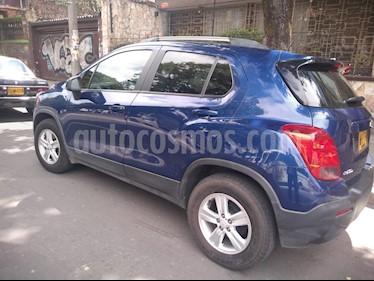 Chevrolet Tracker 1.8 LS usado (2015) color Azul precio $42.000.000