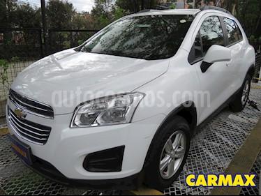 Chevrolet Tracker 1.8 LS usado (2017) color Blanco precio $50.900.000