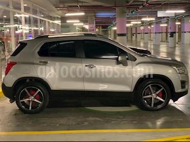 Chevrolet Tracker 1.8 LT Aut  usado (2015) color Gris Metalico precio $43.200.000