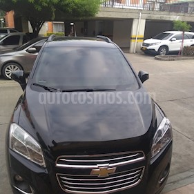 Chevrolet Tracker 1.8 LS usado (2016) color Negro precio $43.800.000