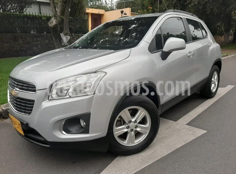 Chevrolet Tracker 1.8 LS Aut usado (2013) color Plata precio $36.900.000