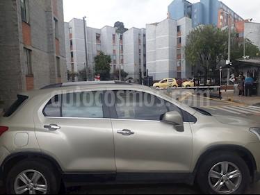 Chevrolet Tracker 1.8 LT Aut  usado (2014) color Champagne precio $41.000.000