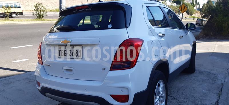 Chevrolet Tracker 1.8L LT Aut usado (2017) color Blanco precio u$s20.500