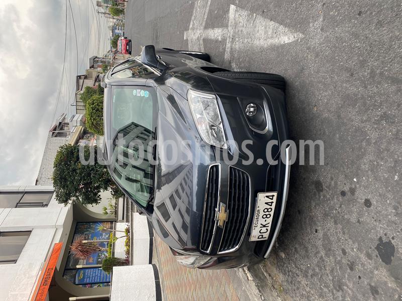 Chevrolet Tracker LT Aut usado (2014) color Gris precio u$s16.900
