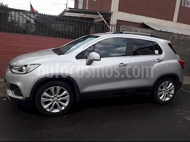 Foto venta Auto Usado Chevrolet Tracker LT Full Aut (2018) color Plata precio $11.500.000