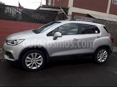 Chevrolet Tracker LT Full Aut usado (2018) color Plata precio $11.500.000