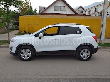 Chevrolet Tracker LT usado (2017) color Blanco precio $8.400.000