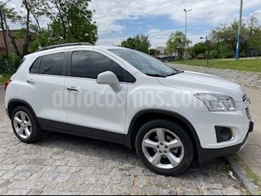 Foto Chevrolet Tracker LTZ + 4x4 Aut 2016/2017 usado (2016) color Blanco precio $770.000