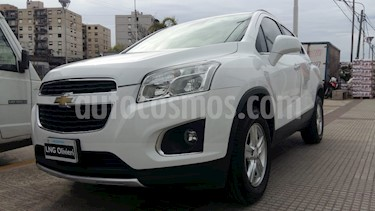 Chevrolet Tracker LTZ + 4x4 Aut usado (2013) color Blanco