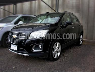 Foto venta Auto usado Chevrolet Tracker LTZ + 4x4 Aut (2013) color Negro precio $430.000