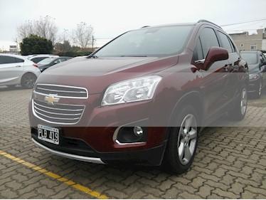 Foto venta Auto usado Chevrolet Tracker LTZ + 4x4 Aut (2015) color Rojo Victoria precio $560.000