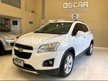 Foto Chevrolet Tracker LTZ + 4x4 Aut usado (2014) color Blanco Summit precio $689.000