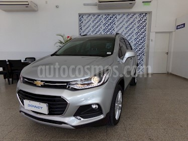 foto Chevrolet Tracker LTZ + 4x4 Aut usado (2017) color Plata Switchblade precio $656.000