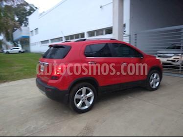 Foto venta Auto usado Chevrolet Tracker LTZ + 4x4 Aut (2015) color Rojo Victoria precio $700.000