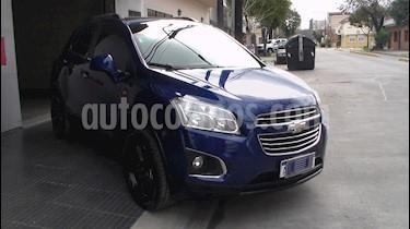 Foto venta Auto usado Chevrolet Tracker LTZ + 4x4 Aut (2017) color Azul precio $779.900