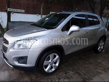 Chevrolet Tracker LTZ + 4x4 Aut usado (2014) color Gris Carbono precio $1.300.000