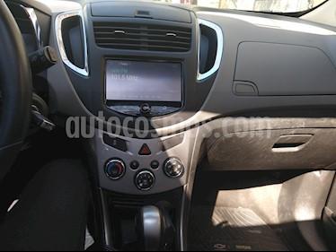Chevrolet Tracker LTZ + 4x4 Aut usado (2014) color Gris Carbono precio $620.000