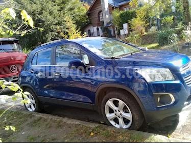 Foto venta Auto usado Chevrolet Tracker LTZ + 4x4 Aut (2017) color Azul precio $690.000