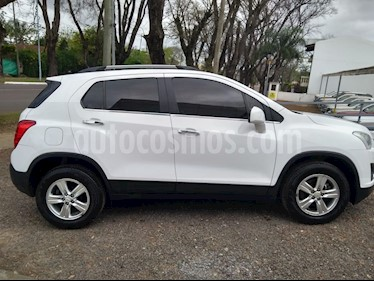 Foto venta Auto usado Chevrolet Tracker LTZ 4x2 (2015) color Blanco Summit precio $600.000