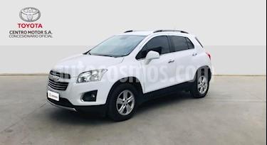 Foto venta Auto usado Chevrolet Tracker LTZ 4x2 (2016) color Blanco precio $680.000